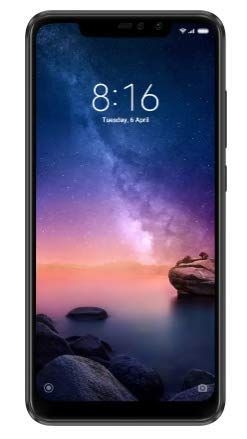 Xiaomi Redmi Note 6 Pro 4/64GB Black Global Цитрус Киев - изображение 1