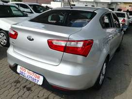 2018 Kia Rio Sedan 1.4 Automatic 56,000km R173,000