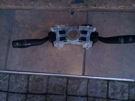 toyota stalk switch complete wiper and light assy