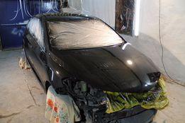 Антикризисная покраска авто