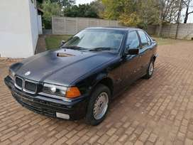 BMW 325i rolling chassi to swop for golf mk1 rolling chassi