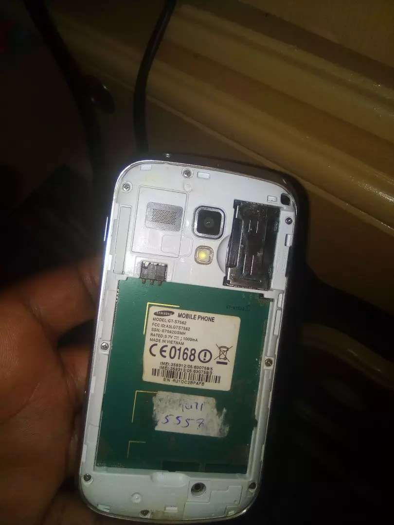 #dead Samsung Galaxy S duo 0