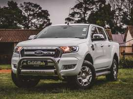 2017 Ford Ranger 2.2TDCi Double Cab Hi-Rider XLT For Sale