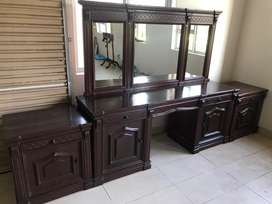 Dressing Table and 2 Bedside Tables