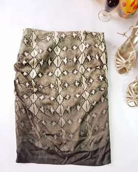 Country Road Silk skirt size 8