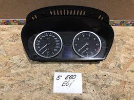 BMW 5 E60/E61 панель приладів,приборка,спідометр Розборка/Автомагазин