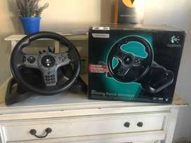PlayStation 3 Steering wheel