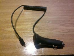 Зарядное устройство для автомобиля, зарядка micro USB