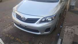 The car is new and gud condition