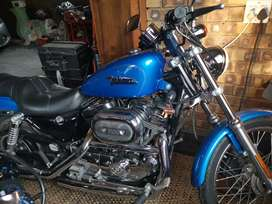 Hatley Sportster, as good as new. Service history up to date