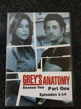40 Grey's Anatomy And Boston Legal Boxsets