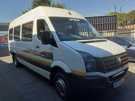 2014 VW Crafter 5.0