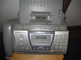 Телефон-факс Panasonic KX-FP 143