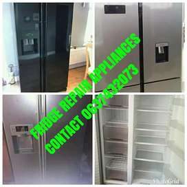 WE DO SELL A SECOND HAND FRIDGES AND REPAIRS