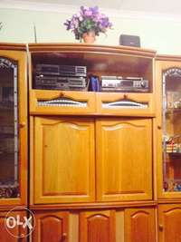 Image of TV and hi-if cabinet for sale