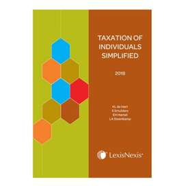 Taxation of individuals simplified