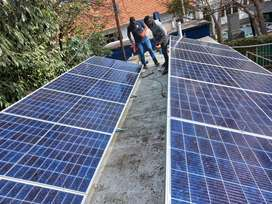 Solar system installations and repairs