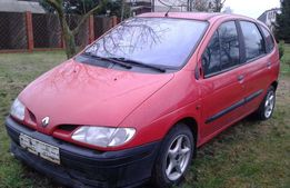 Renault Scenic I 1.9 DTI Cały na CZESCI! OV727