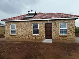 Brand new 3 bedrooms house to rent