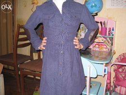 Платье летнее и теплое, 9-10 лет