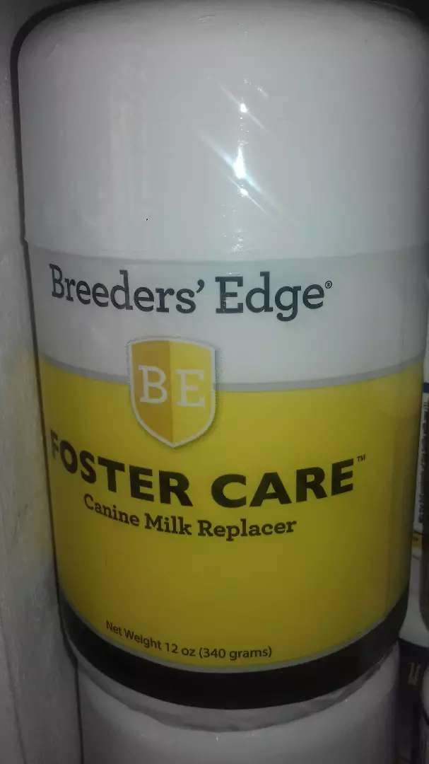 Breeders'Edge FOSTER CARE Canine Milk Replacer 0