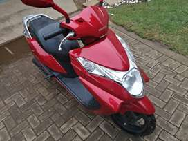 Honda Scooter only 1100 kms