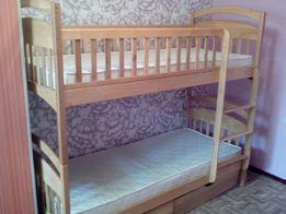 Двухъярусная кровать Каринка-Люкс от производителя по супер цене