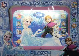Interaktywny Tablet Frozen Kraina Lodu Zabawka