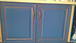 покраска МДФ фасадов, багетов, панелей, мебели, дверей.