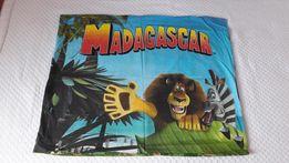 Madagaskar Nowy Komplet pościeli bawełna 100%