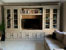 TV wall unit / book cabinet
