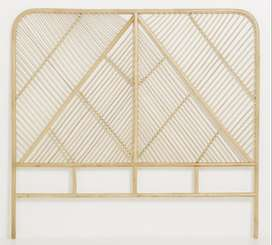 Boho Chic Rattan Headboard from Superbalist for Sale