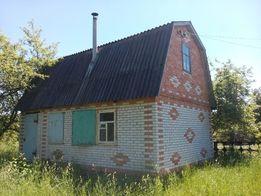 Дачный участок с домом в с. Никольское