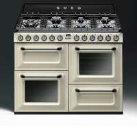 Image of TR4110P1 Dual fuel Victorian cooker