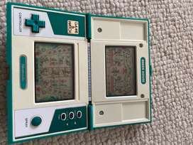 Nintendo Game and Watch Green House