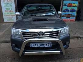 Toyota hilux 3.0 D4D 4x4 single cab 2013 for SELL