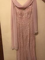 Вечернее платье 1500 руб