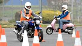 Motorbike Training from Scratch, K53 and Road Sense.
