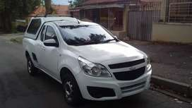 2013  CHEVROLET UTILITY BAKKIE 1.4 MANUAL