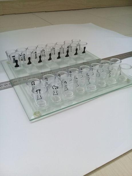 Продам набор подарочный. Шахматы стопки. Новый. В родной упаковке. Алексеевка - изображение 2