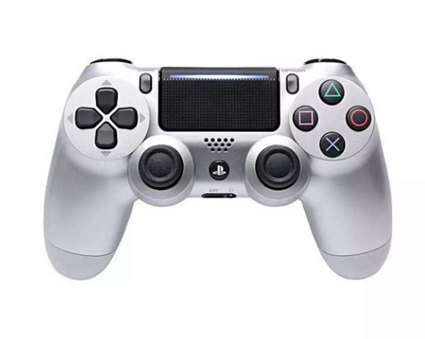 Sony PS4 controller pad Dualshock 4 wireless controller- Silver 0