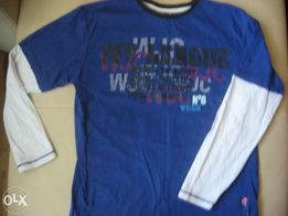 Koszulka z długim rękawkiem rozmiar 152