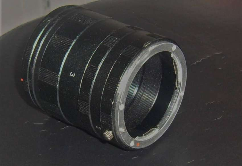 Extension Tube Set for Nikon 0