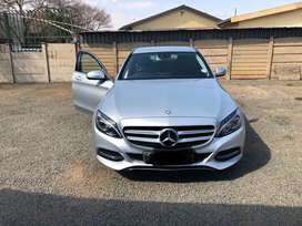 2014 Mercedes Benz C220 CDI Bluetech
