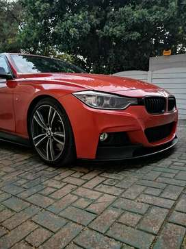 2014 BMW 330D MPerfomance Edition