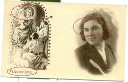 Stare zdjęcie fotografia pocztówka 1931 rok TEODOR Warszawa