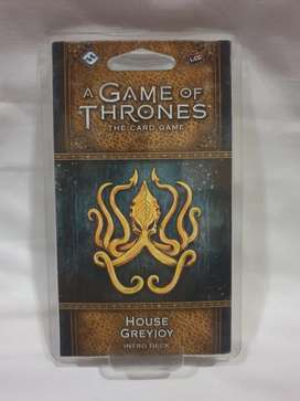 Game of thrones, card game