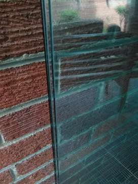 New Tampered Hardened Glass 6mm x 1120mm x 2225mm