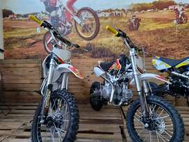 Brand New!125cc Dirt Bikes for kids 12yrs and up