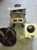 Асинхронный двигатель в комплекте для стиральной машины